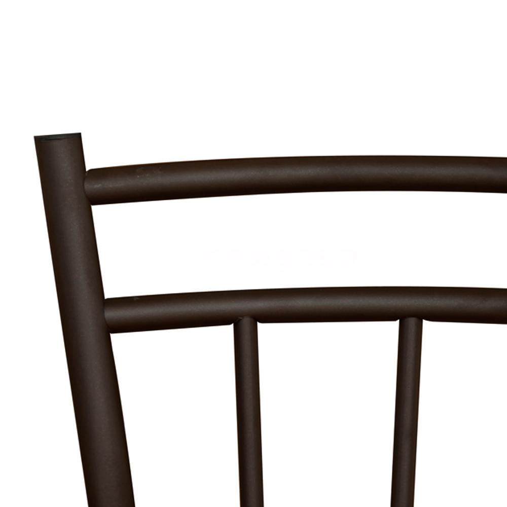 2x barhocker barstuhl industrie retro metall hocker. Black Bedroom Furniture Sets. Home Design Ideas
