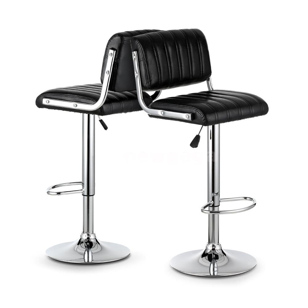 barhocker 2er set tresenhocker loungesessel drehstuhl hocker mit lehne g5b6 ebay. Black Bedroom Furniture Sets. Home Design Ideas