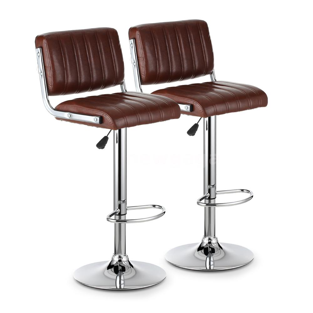 Set Of 4 Bar Stools Adjustable PU Leather Barstools Swivel  : H18283CO 1 cf38 AeuM from www.ebay.com size 1000 x 1000 jpeg 60kB