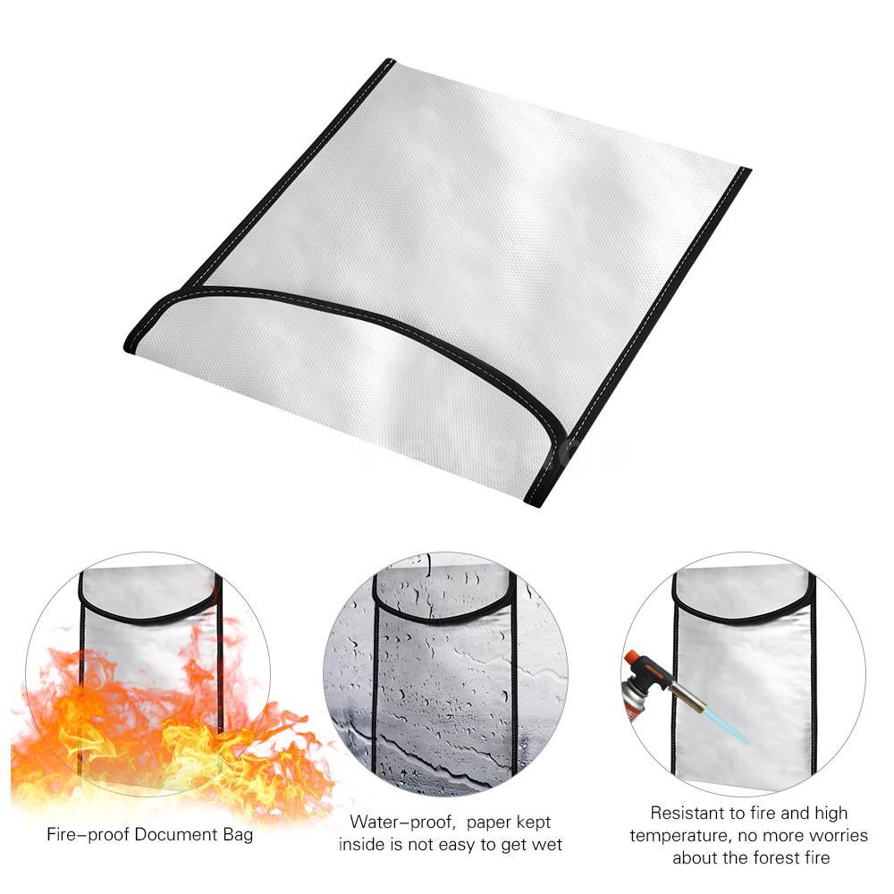 safe dokumentenmappe tresor feuerfest firebag feuersichere dokumententasche h0w7 ebay. Black Bedroom Furniture Sets. Home Design Ideas